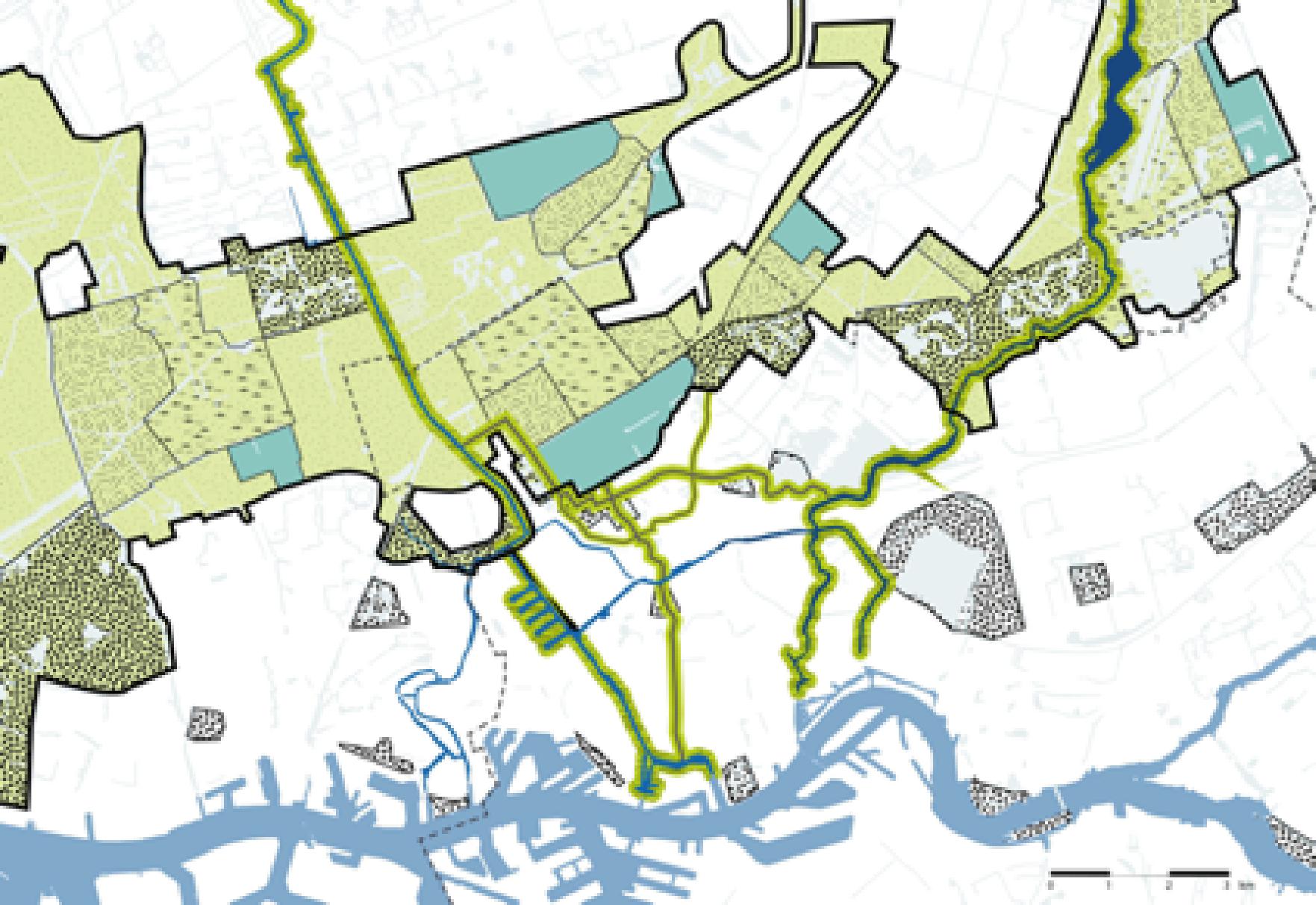 MSc landscape architecture proposal Resilient Rotterdam